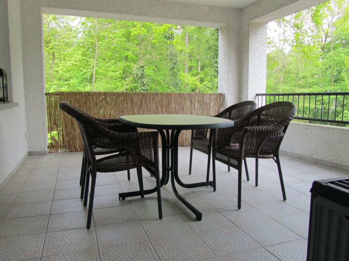 ferienwohnung wentowsee fw 2 naturpark stechlin. Black Bedroom Furniture Sets. Home Design Ideas