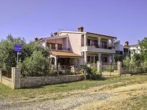 Ferienwohnung Villa Luisa 4+2