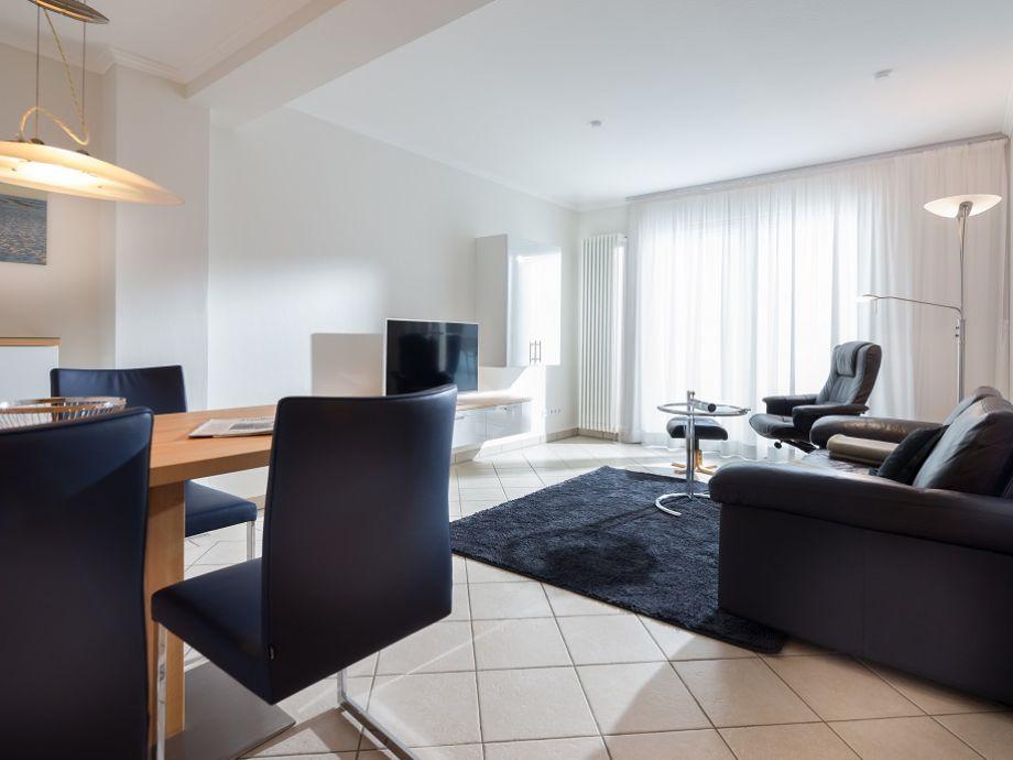 Ausstattung Strandvilla Therese Wohnung 4