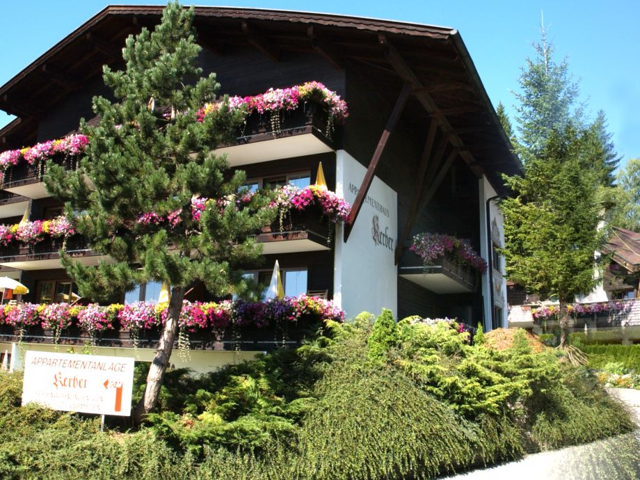 House Kerber in summer