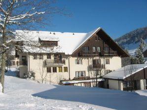 Schwarzwaldmädel-Ferienwohnung Typ C