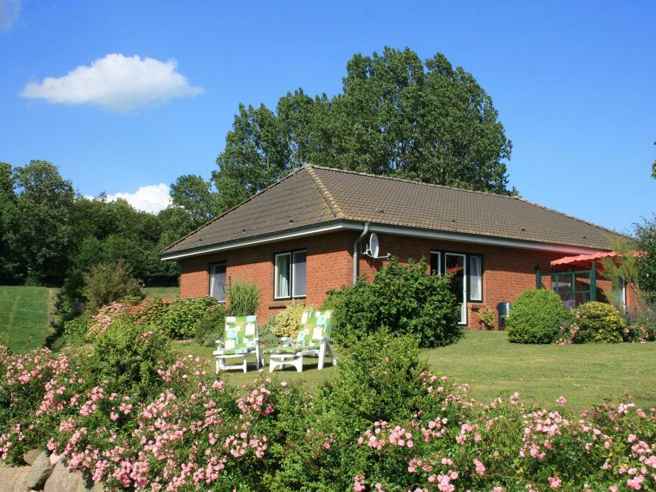 Ferienhaus Mielke mit großem Garten