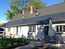 Ferienhaus Ferienwohnung West im Haus Mechelsdorf