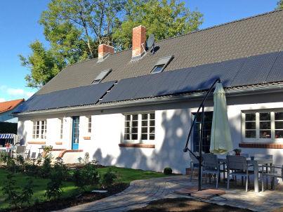 Ferienwohnung West im Haus Mechelsdorf