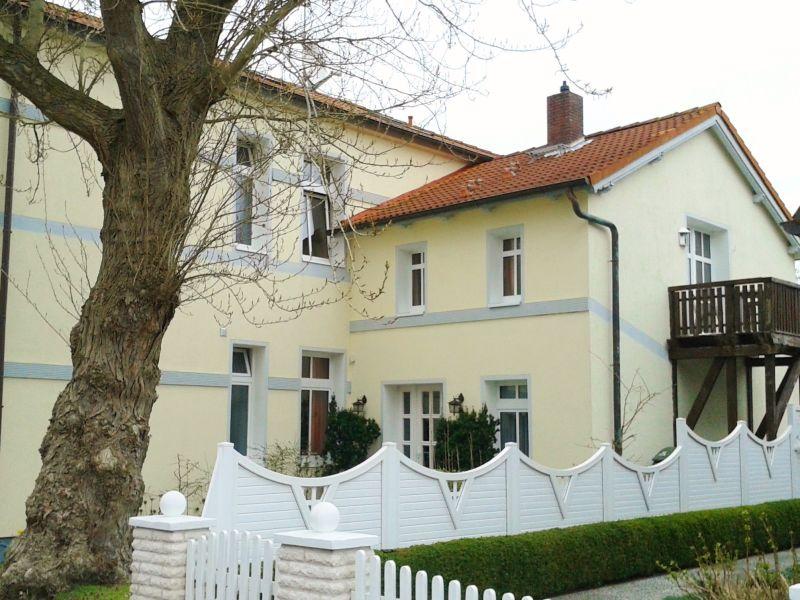 Ferienwohnung Villa im Park