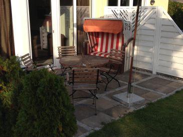 Ferienwohnung Casa Leo - mit Strandkorb
