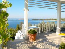 Ferienwohnung Haus am Meer, Panoramadomizil
