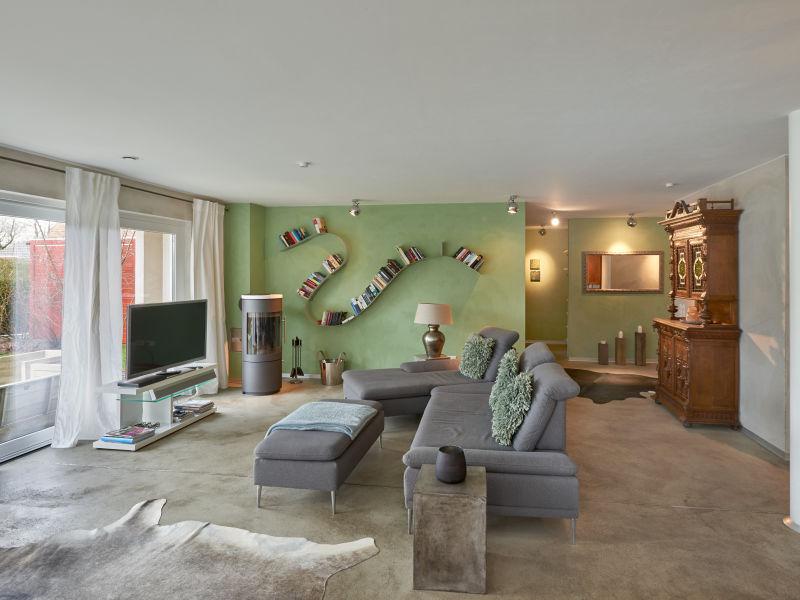 """Holiday apartment Villa Garten, """"Grüne Insel"""""""