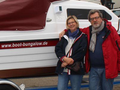 Ihr Gastgeber Ingrid und Heribert Linnemann