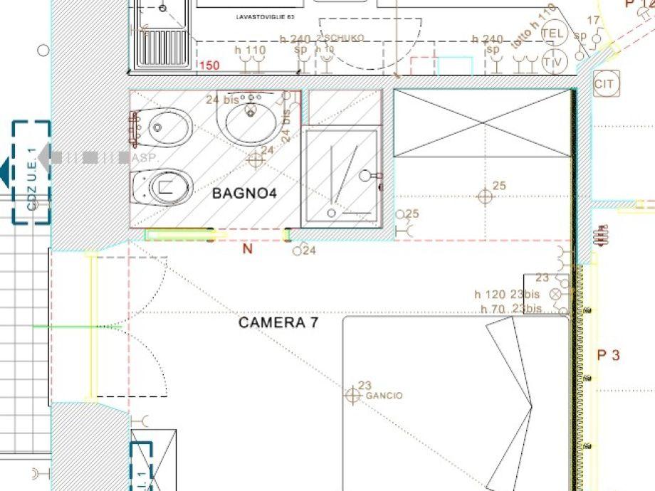 b b suite casa pariolina villa borghese rome villa borghese kitchen a c mrs carla. Black Bedroom Furniture Sets. Home Design Ideas