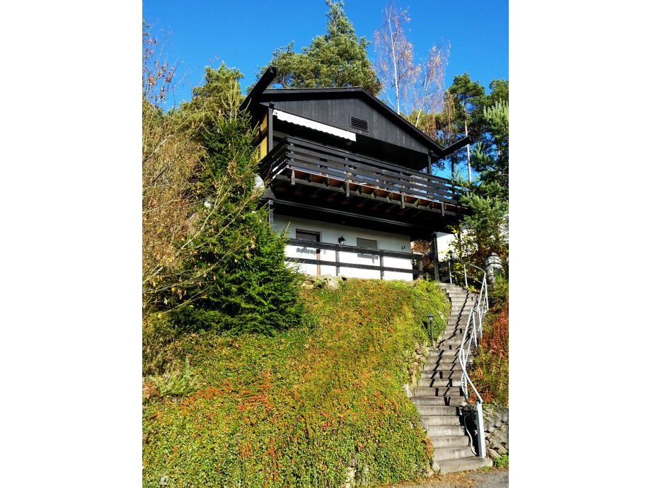 Außenaufnahme Haus Momiji