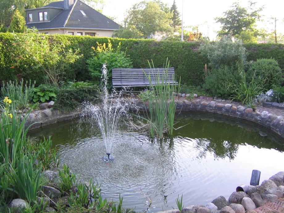 Erholung am Teich