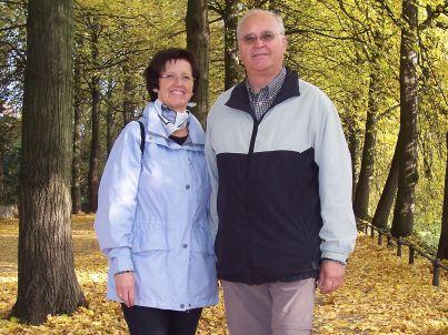 Ihr Gastgeber Ingrid und Werner Wilke