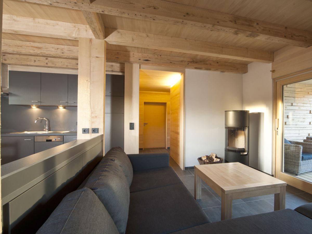 Bergh tte luxus chalet waldarbeiterhaus bayerischer wald for Wohnzimmer luxus