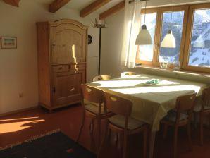 Ferienwohnung Rotspitze - im Haus Valentins Bergblick