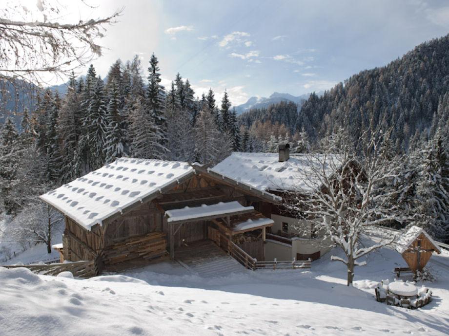 Der Gruebhof im Winter