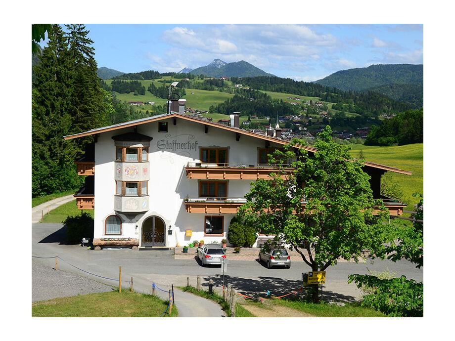 Ferienwohnung Staffnerhof in Kössen