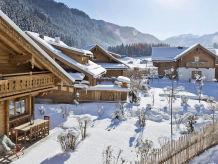 Chalet Jaga-Hütte im Feriendorf Holzleb'n