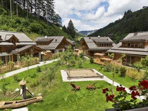 Chalet Bergkiefer-Alm im Feriendorf Holzleb'n