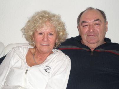 Ihr Gastgeber Klaus und Birgitt Acker
