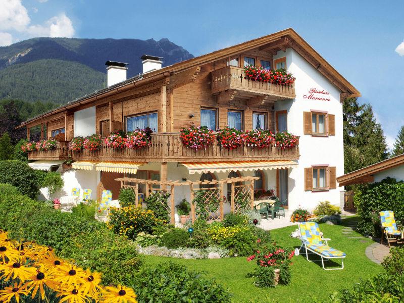 Ferienwohnung Waxenstein