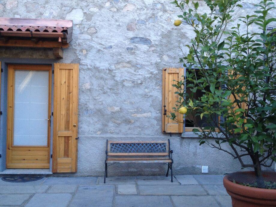 Außenaufnahme Casa Soldino