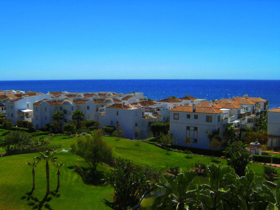 Vista Mar: Blick aus Ihrer Ferienwohnung über das Meer