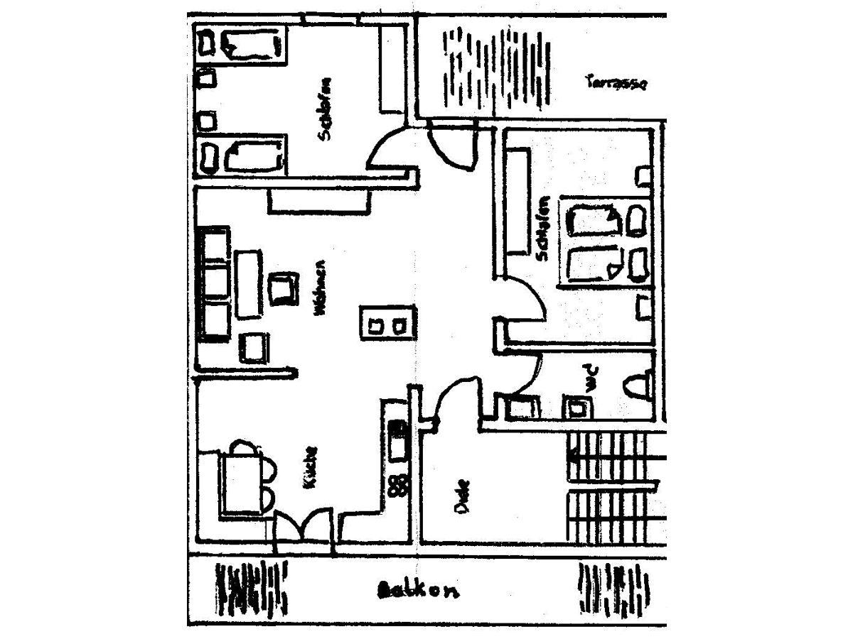 ferienwohnung zwercheck im haus am bramersbach lamer winkel lohberg familie helga und eduard. Black Bedroom Furniture Sets. Home Design Ideas