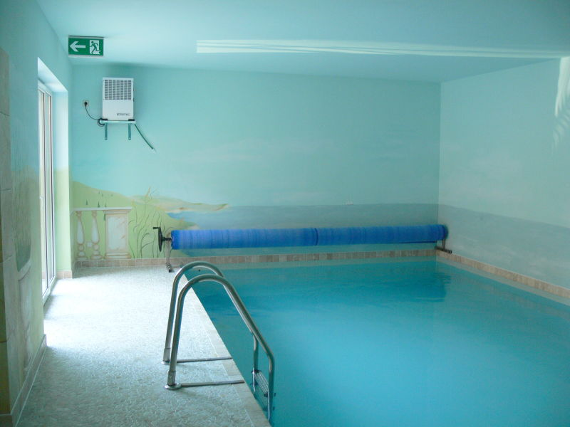 Ferienhaus 2 mit Pool - Miedzyzdroje OT Wicko