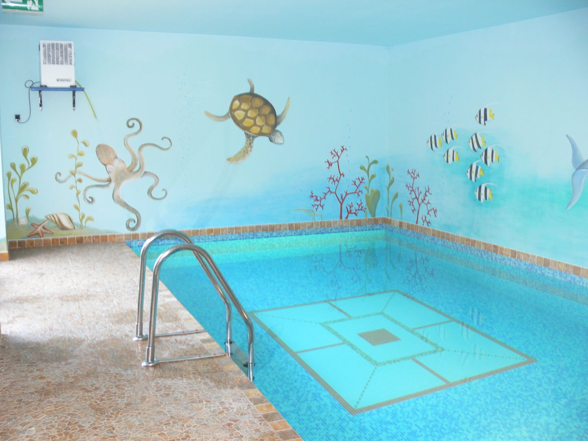 Indoor pool kosten indoor pool schwimmbad im haus bau for Pool design polen