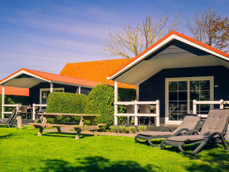 Holiday apartment Lodge 5 de Driesprong.