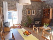 Ferienhaus 3 auf der Straußenfarm