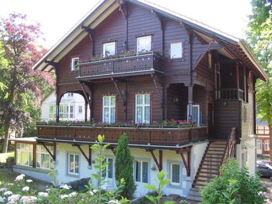 Ferienwohnung im Captain´s Haus