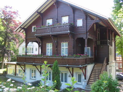 Captain´s Haus 1.3 im Ostseepark Waterfront