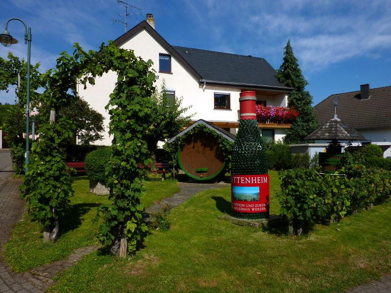 Ferienwohnung Helga Gästehaus Arnold und Helga Kirsten