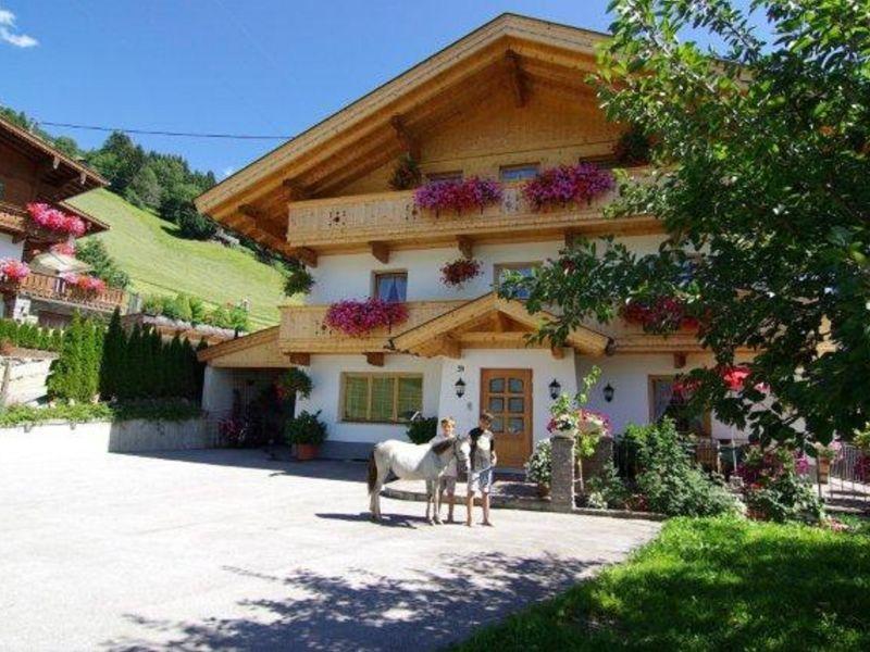 Ferienwohnung 2 - Bauernhof Oberhaushof