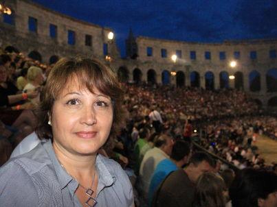 Ihr Gastgeber Tanja Krizmanic