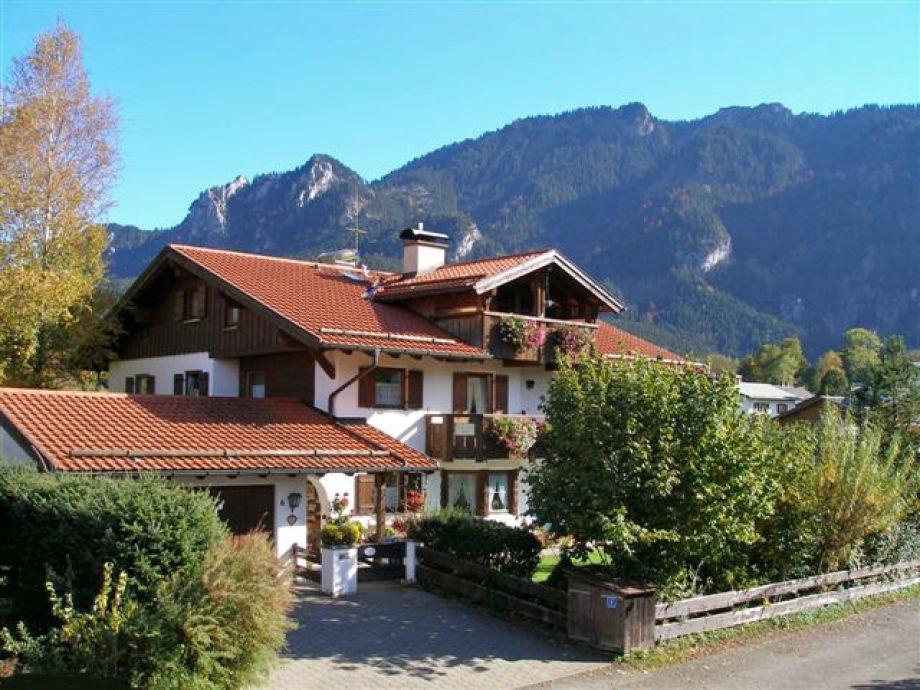 Ferienwohnungen Haus Gundi Hauswirth