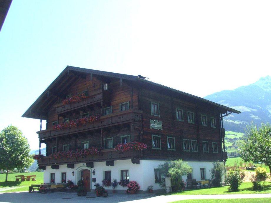 Seppingerhof im Sommer