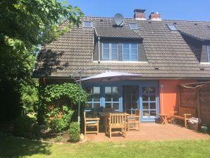 Ferienhaus Schlei-Garten