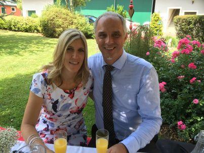Ihr Gastgeber Christine & Klaus Pichler