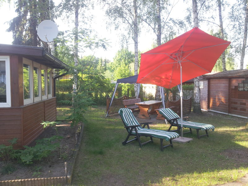 Ferienhaus direkt am Schwielochsee