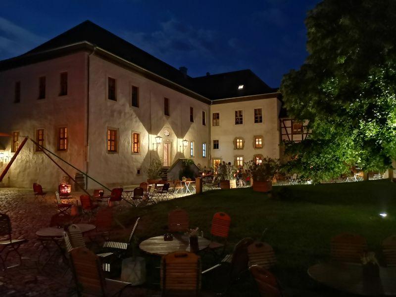 """Ferienwohnung """"Ad Fontes"""" auf dem Rittergut Positz"""