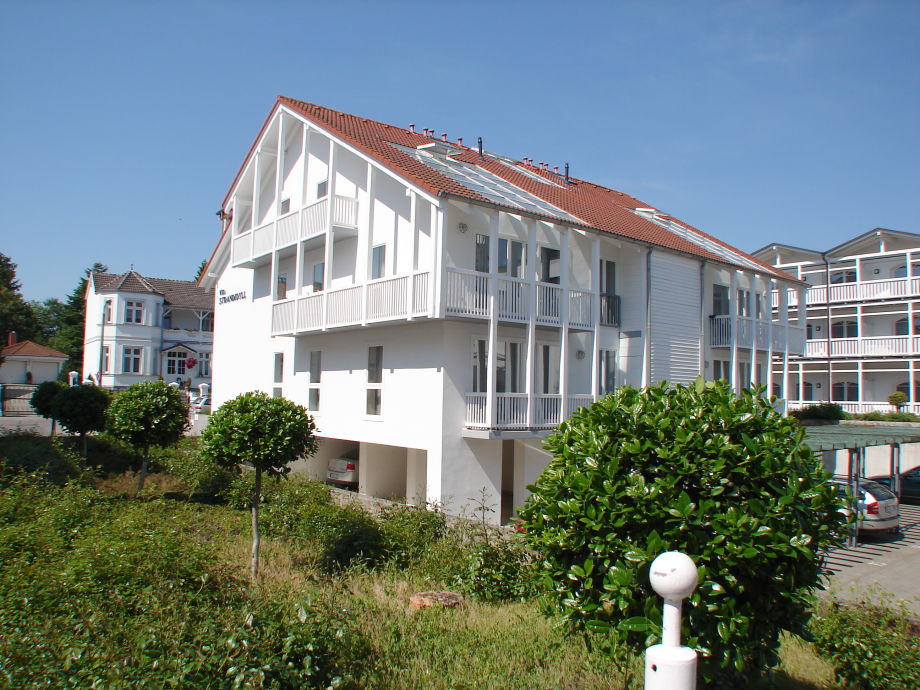 "Neubau ""Villa Strandidyll"""