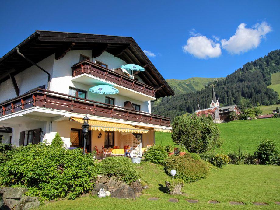 Ferienwohnung mit Aussicht  und in Riezlern Dorfmitte