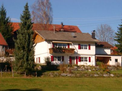 Bergblick im Landhaus Wendelin