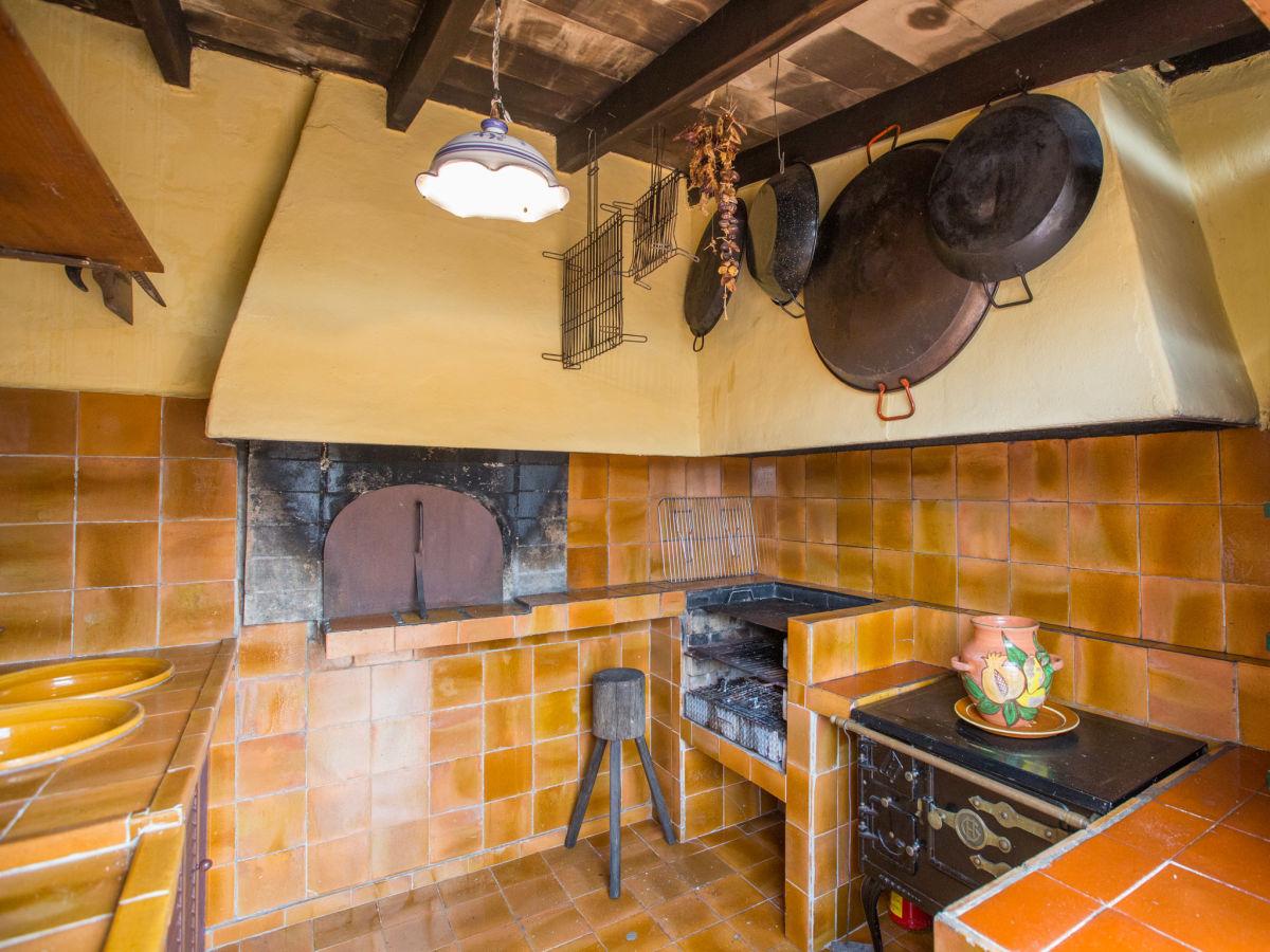Küche Mit Grill