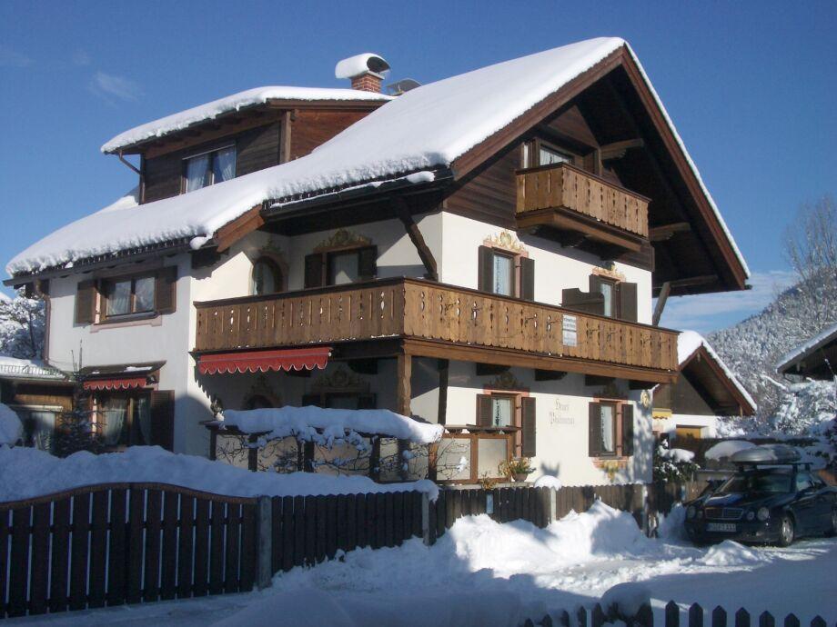 Winter in Oberbayern