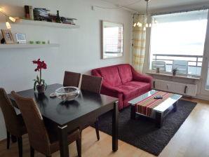 Ferienwohnung Penthouse Ostsee-Residenz mit Blick ins grüne Umland