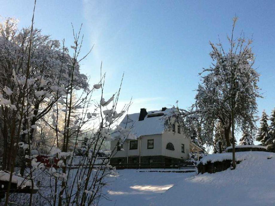 Im Winter gibt es hier selbstverständlich Schnee